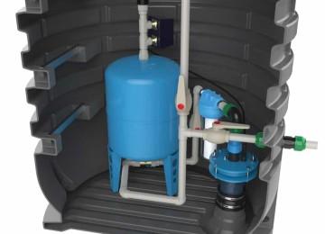 Пластиковый кессон для скважины: особенности конструкции и разновидности