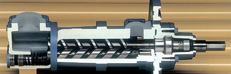 Шнековый насос для скважины: виды и особенности винтовых погружных насосов