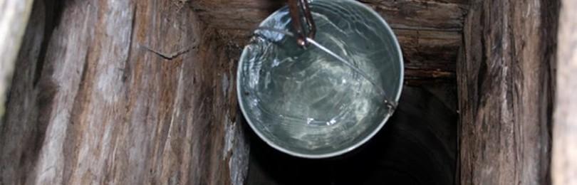 Очистка воды из колодца: причины и признаки загрязнения, способы очистки колодезной воды