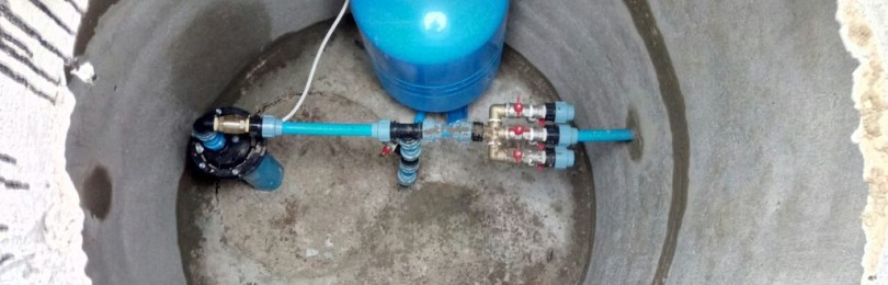 Технология обустройства скважины на воду: выбор и монтаж оборудования