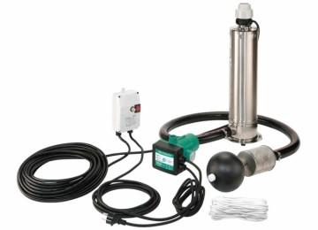 Подключение скважинного насоса: схемы с автоматикой, с реле и без вспомогательного оборудования