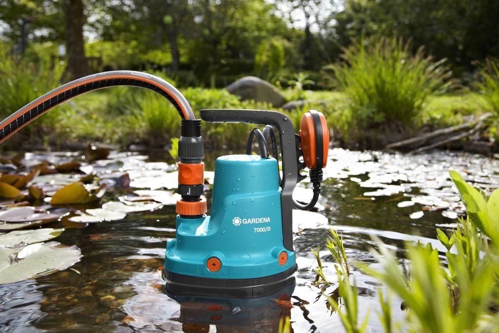 Поверхностный насос для воды