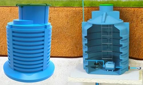 Кессон - это камера, предназначенная для обустройства устья скважины ниже земной поверхности