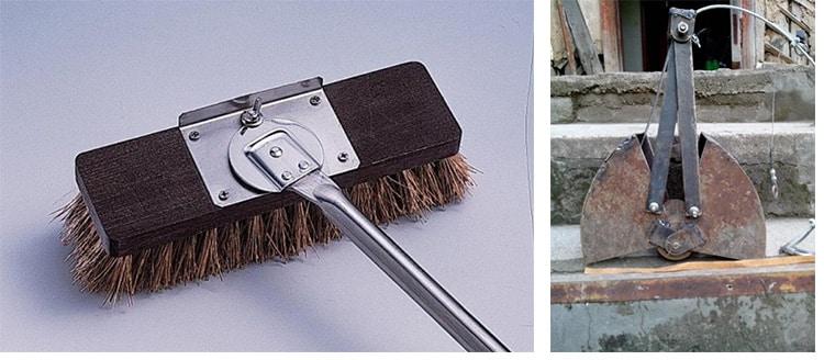 Приспособления для ручной чистки колодца