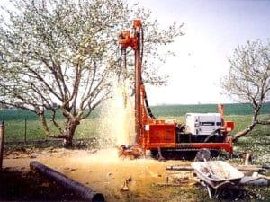 Устройство водоснабжения летом и осенью