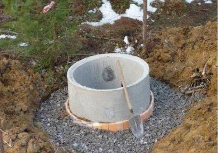Когда лучше копать колодец на даче