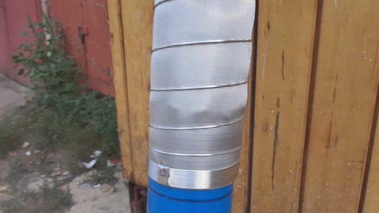 Для скважины фильтр сделать самостоятельно