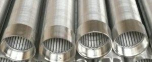 Для очистки воды проволочный фильтр