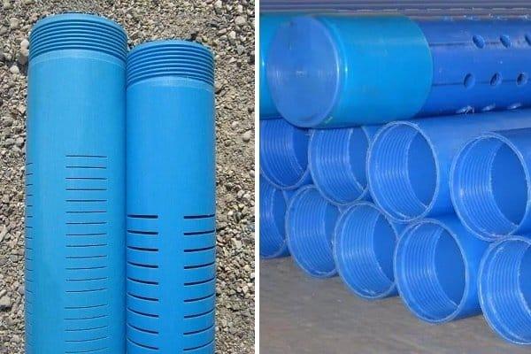 Для очистки воды щелевой фильтр