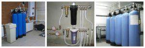 Фильтры для воды против железа