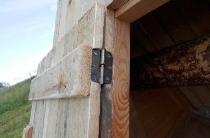 Изготовление и монтаж дверки