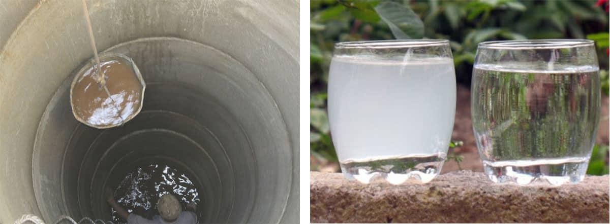 Плохая вода в колодце